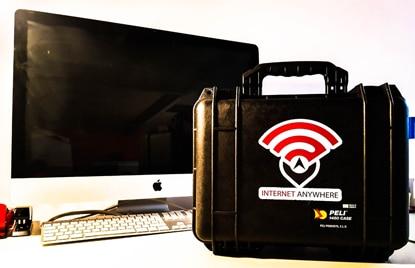 Routeur 4G Internet 4G Wifi mallettes connectées
