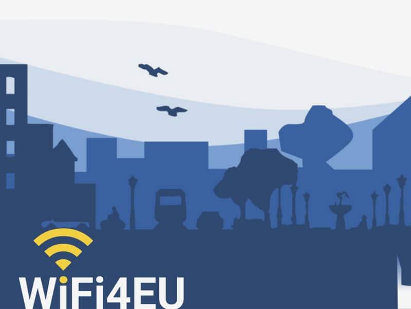 Installateur WiFi4EU – Notre solution de points d'accès publics à internet par Wi-Fi spéciale WIFI4EU