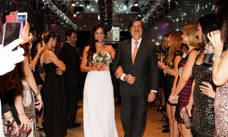 Event Trends faux mariages argentine