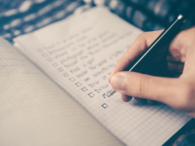 Checklist Wifi Événementiel