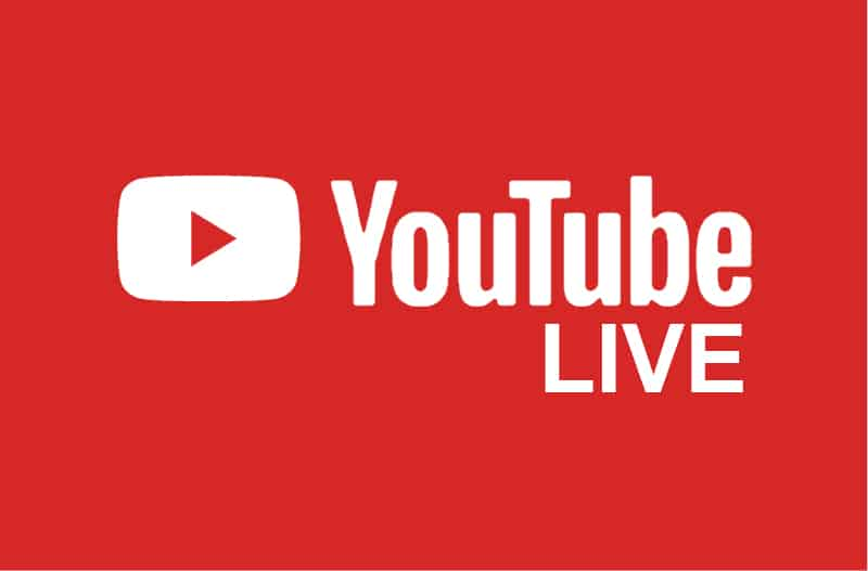 Direct Vidéo Youtube Tutoriel pour des lives durant vos événements
